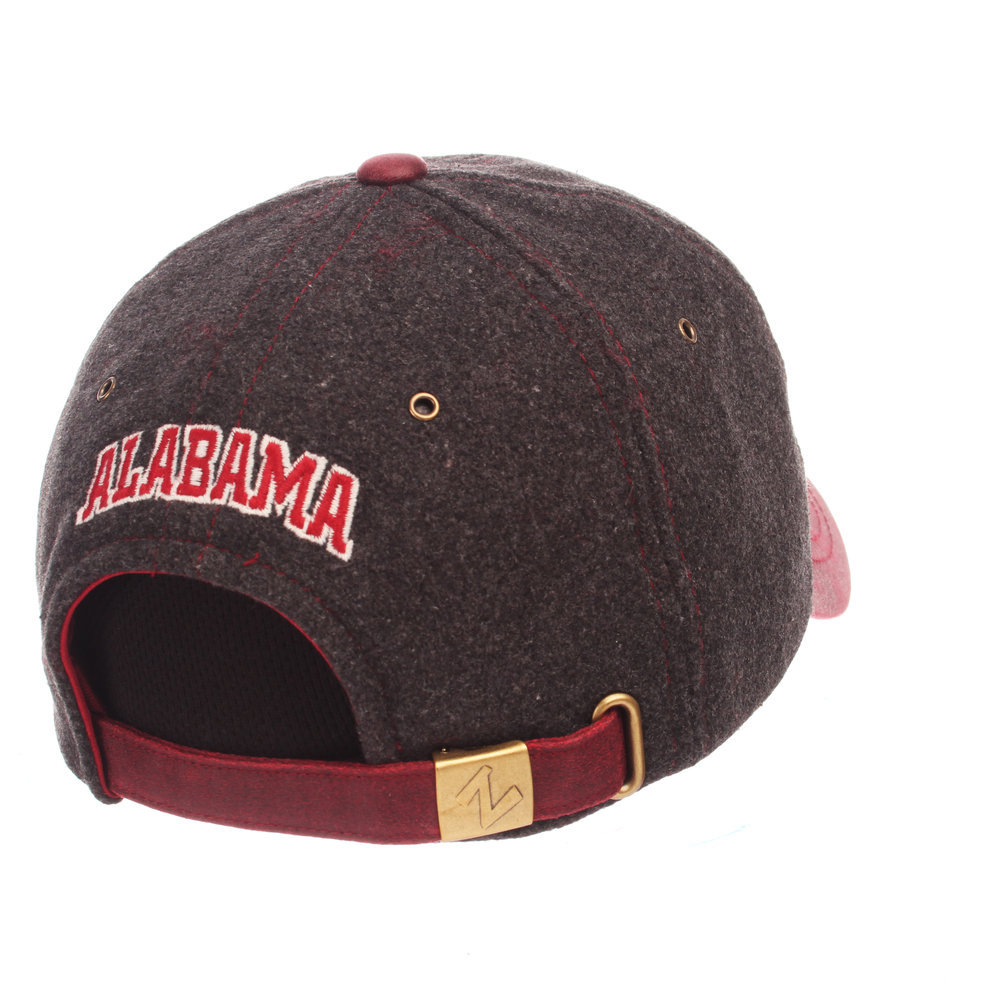 Alabama Crimson Tide Wool Hat  Image a